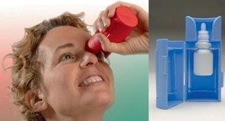 Opticare eyedrop dispenser 020001262