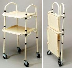 Trolley opvouwbare - staal AA5975