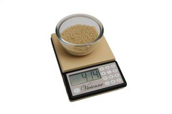 Keuken/dieet- en vloeistofweegschaal Vivienne