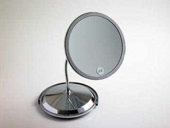 Make-up en scheerspiegel met flexibele standaard 259766