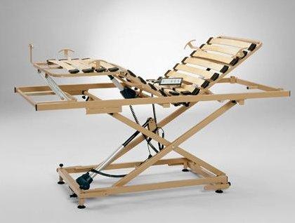 Carelife hoog laag bed-in-bedsysteem hg-456545