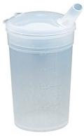 Transparante drinkbeker met tuitje F20664/AA5752