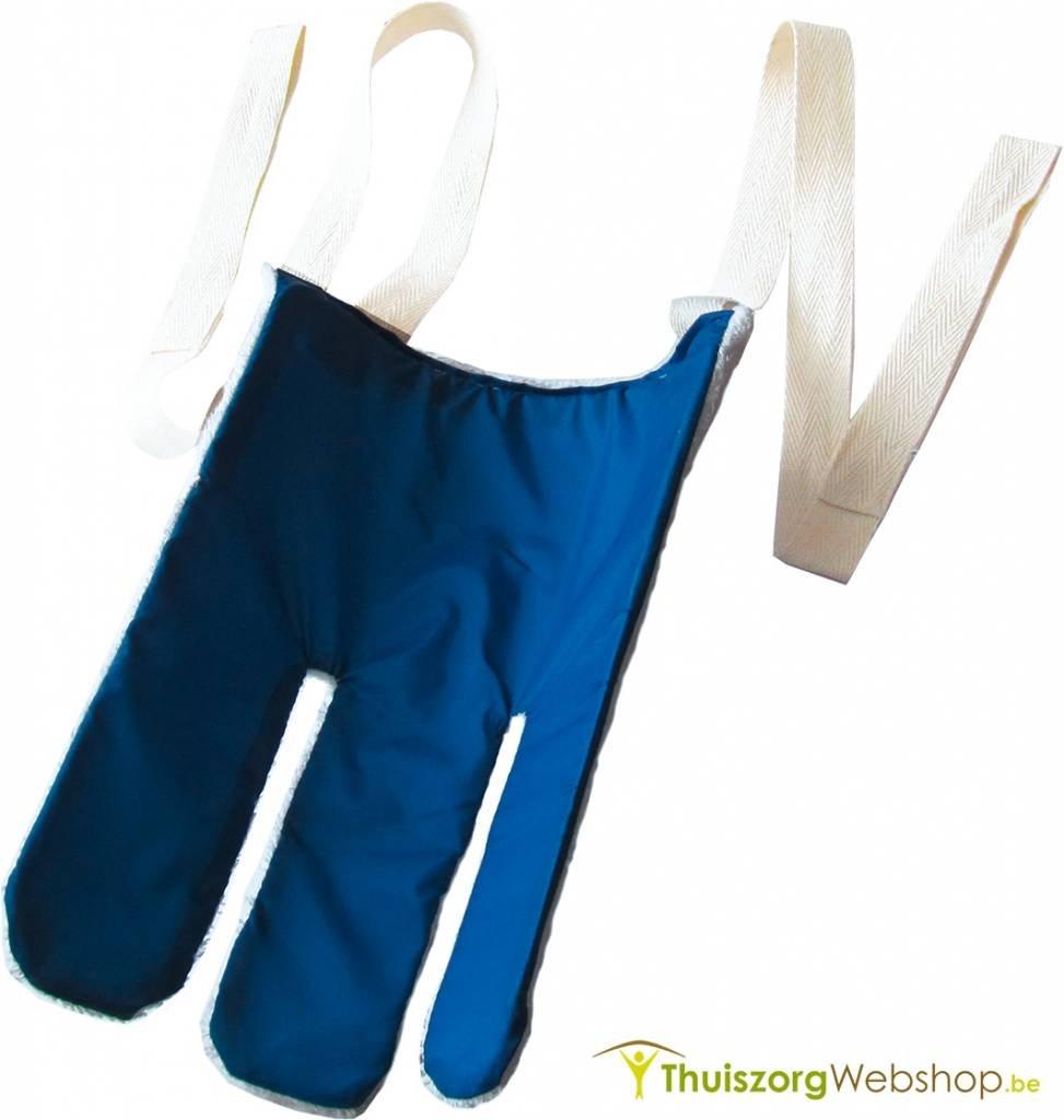 Sokkenaantrekker Comfort met badstof bekleed / Aantrekhulp Ez - Cotton