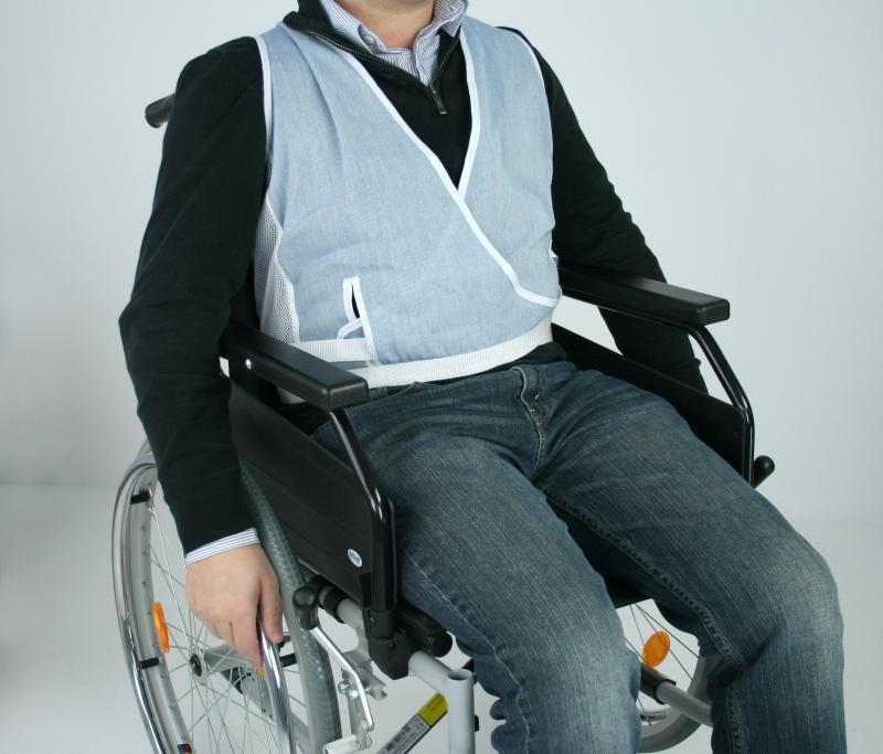 Vest voor rolstoel, zetel of bed 111/111.001