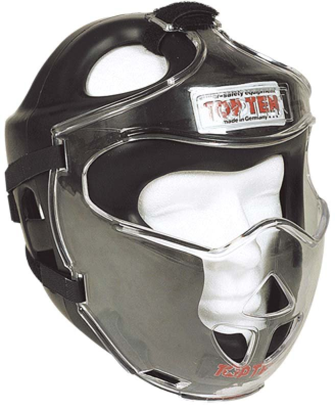 Budoland: Masker voor diverse helmen BU0064