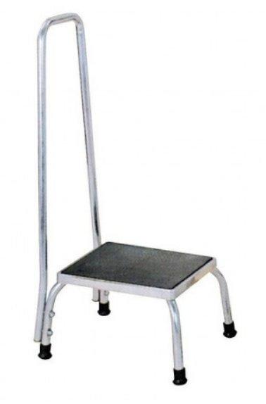 Opstapje/voetstoel met handleuning PR60222H