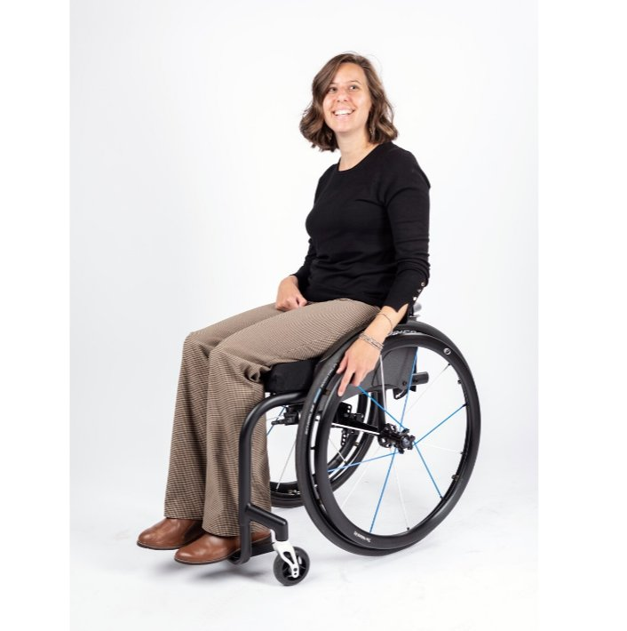 So Yes kleding voor rolstoelgebruiker