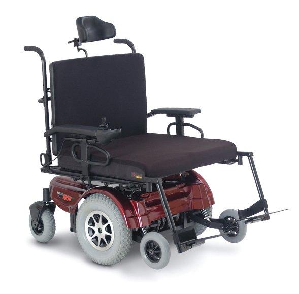 XXL Elektronische rolstoel