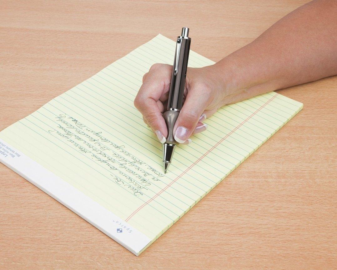 Verzwaarde pen
