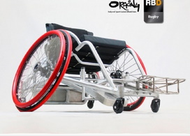 Oracing RB-D Rugby defensive wheelchair
