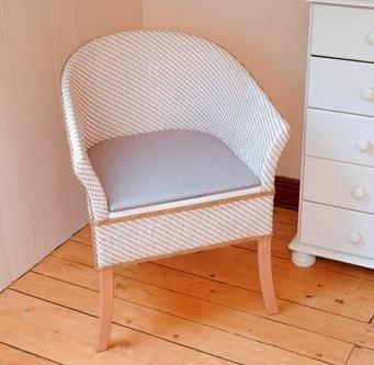 Toiletstoel/zetel Basket Weave 072312-091156645