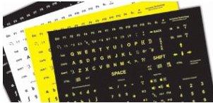 Full Keyboard Stickers