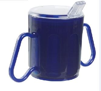 Medeci (System) Cup, beker met 2 aanpasbare handvatten