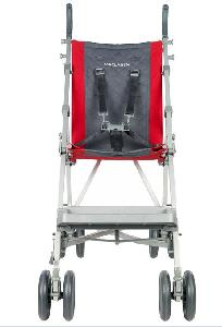 afbeelding van hulpmiddel <b>Special Needs Major Elite buggy</b>, buggy; <i>Producent: Maclaren USA</i>