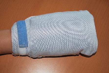 Handschoen (gepolsterd)