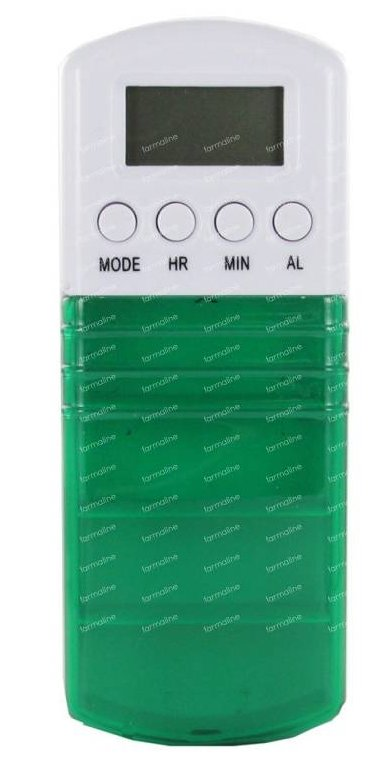 Pilltime alarm