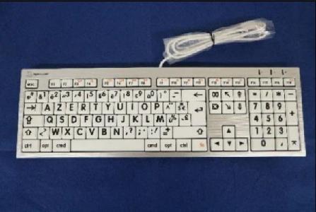 Toetsenbord Alba voor MAC 020002081