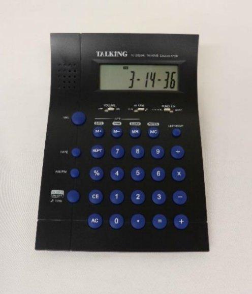 Franssprekende rekenmachine 020002086