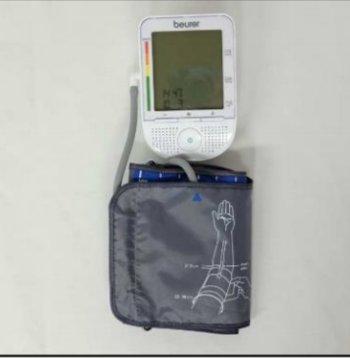 Meertalige bloeddrukmeter Beurer BM49 020001970