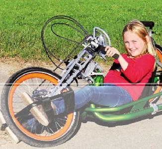 Pro Activ Freak compact bike