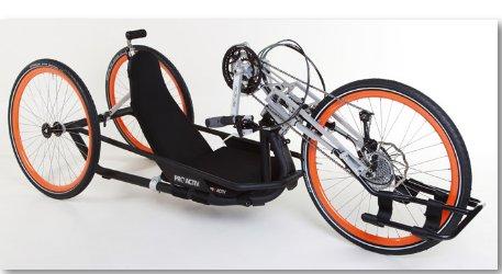 Pro Activ NJ1 compact bike - NJ1 e-compact bike