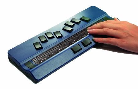 Connect Braille Brailleleesregel