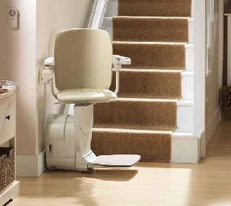 Siena voor smalle (recht of gebogen) trappen
